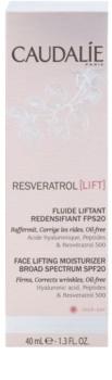 Caudalie Resveratrol [Lift] hidratantni fluid s učinkom liftinga SPF 20